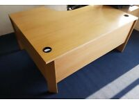 3 x office tables 1600x1200 (good condition)