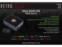 Retro Games Console - 7000+ Games