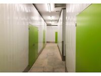 Self Storage Units in Manchester City Centre from 50pw - AVAILABLE NOW