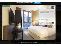 Monet Garden Hotel Amsterdam City Centre for sale - May Bank Holiday Weekend