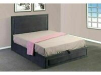IMPORTED FURNITURE 💢NEW DOUBLE AND KING SIZE KUNDI STORAGE BED FRAME w OPTIONAL MATTRESS-💢