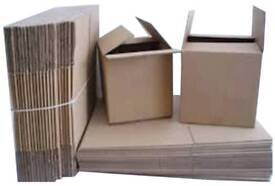 ☆20 super strong cardboard boxes £19.99!☆ 07966404455