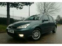 2003/52 FORD FOCUS 1.8 TDCI *3 OWNERS FULL MOT IMMACULATE CONDITION*