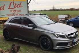 Mercedes A45 4matic (maybe take px)