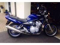 2001 Suzuki Bandit 600