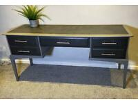 Stag minstrel desk/dressing table