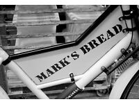 Mark's Bread is looking for a new full-time baker