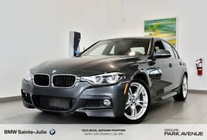 2016 BMW 3 Series 340i xDrive Manuelle, M Sport Package