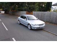 2007 Jaguar X type 2.0 d diesel, Limited edition RARE interior, 2 keys, not bmw audi estate vw ford