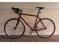 Genesis Flyer Single Speed