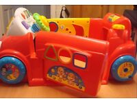 Fisher Price Laugh & Learn Musical Car