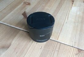 Sony 21mm Ultra-Wide Conversion Lens (SEL075UWC)