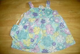NWT - Dress and Knickers Set