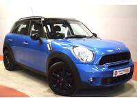 MINI COUNTRYMAN 2.0 D COOPER SD 5 Door Hatchback (141) Stunning C (blue) 2012
