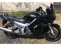Yamaha fjr 1300 motorbike motor bike tour