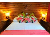 Friday 4th May Special Special Westfield Country Park Luxury Lodges Fishing Lakes, Hot Tubs