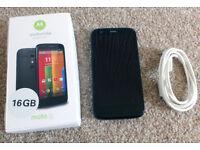 Motorola MOTO G 1st Gen 16GB in Black – Unlocked Smartphone