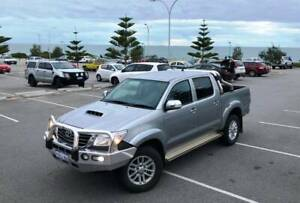 2015 Toyota Hilux SR5 Automatic Ute Hillarys Joondalup Area Preview
