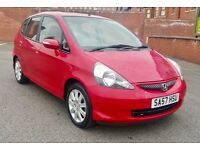 HONDA JAZZ 2007 PATROL MANUAL LOW MILEAGE 49000 SERVICE HISTORY 2 KEYS EXCELLENT CONDITION £2200