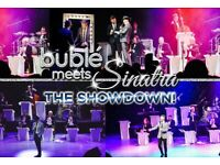 Buble Meets Sinatra: The Showdown! at New Theatre, Cardiff