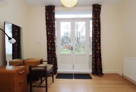 A truly stunning newly refurbished two double bedroom, two shower room garden maisonette.