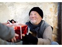 Help me to help Bolton's Homeless People