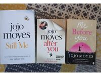Me before you trilogy JoJo Moyes