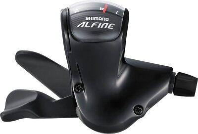 Bicicleta Palanca de Cambios Shimano Alfine Sl S503 8 ,2100mm, Negro, Rapidfire