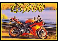 Yamaha R1 4C8 / LOW MILES / NO SWAP OR PX / QUICK SALE / BARGAIN ( THIS IS NOT A R6 OR CBR , GSXR )