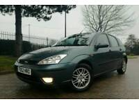 2002/52 FORD FOCUS 1.8 TDCI *3 OWNERS FULL MOT IMMACULATE CONDITION*