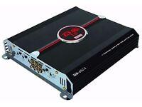 DS18 GEN-800.4 800 Watts Max 4 Channels Multichannel Amplifier