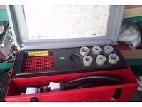 Rothenburger turbofrost electric pipe freezing unit