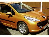 Peugeot 207 1.6 HDI sport 110 BHP- 2007