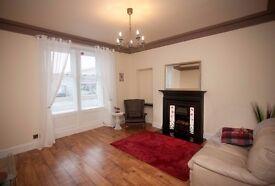 2 bed ground floor garden apartment in Dumfries