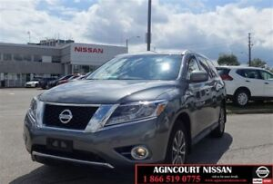 2016 Nissan Pathfinder S V6 4x4 at |No Accidents|One Owner|