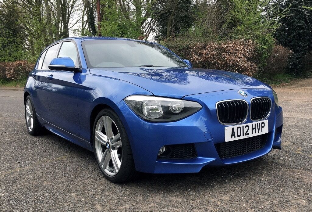 bmw 1 series 116d 2 0 m sport 5 door sports hatch. Black Bedroom Furniture Sets. Home Design Ideas