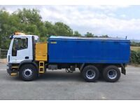 TARMAC HOTBOX TIPPER LORRY 15 TON PAYLOAD NOT AUGER
