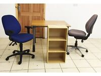 Office chairs & Table