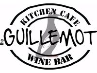 Full time chef required for busy Cafe/Winebar. Fantastic hours!!