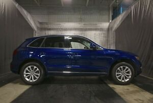 2014 Audi Q5 TECHNIK w/ BANG & OLUFSEN / NAVIGATION / LOW KMS