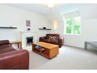 Ideal, comfortable, easy to run two bedroom flat in good location for University and city centre.