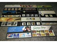 Stamp collections