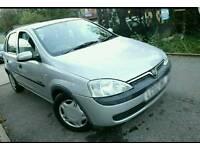 Vauxhall Corsa 2002 1.4L *Low Mileage*