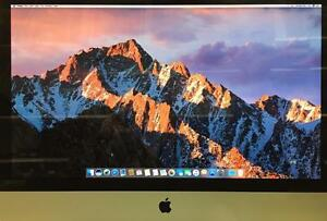 Apple iMac 27'' (Mid 2011) 3.1GHz i5, 4GB RAM, 1TB SATA, AMD Radeon 1024MB, OS10 $849.99