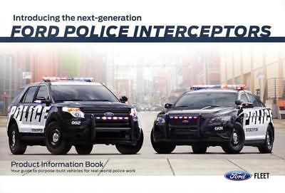 CHEVROLET DODGE FORD P71 9C1 B4C SSP OEM SSV NEW POLICE INTERCEPTOR EMBLEM