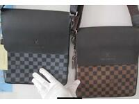LV man bags with belts in stocks in different types