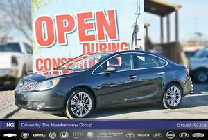 2014 Buick Verano Leather Package|NAVI|SAFETY PACKAGE|