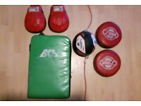 Kickboxing equipment