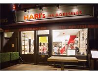 Complimentary haircut and finish in Chelsea and Parsons Green