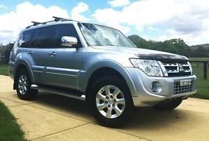 2012 Mitsubishi Pajero Wagon Platinum edition Glenhaven The Hills District Preview